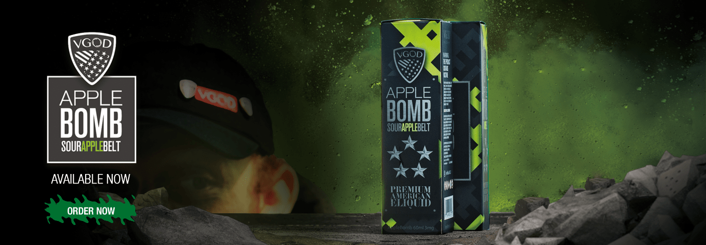 VGOD Ejuice Apple Bomb