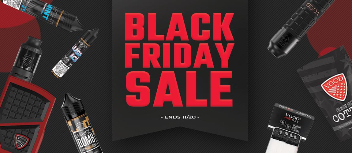 XLVape Black Friday Sale