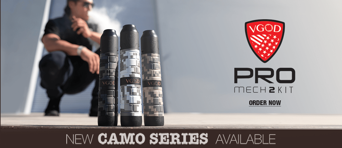 Pro Mech 2 Kit Camo Edition Available Now!