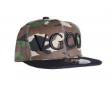 VGOD SnapBack, Camo Hat Black VGOD