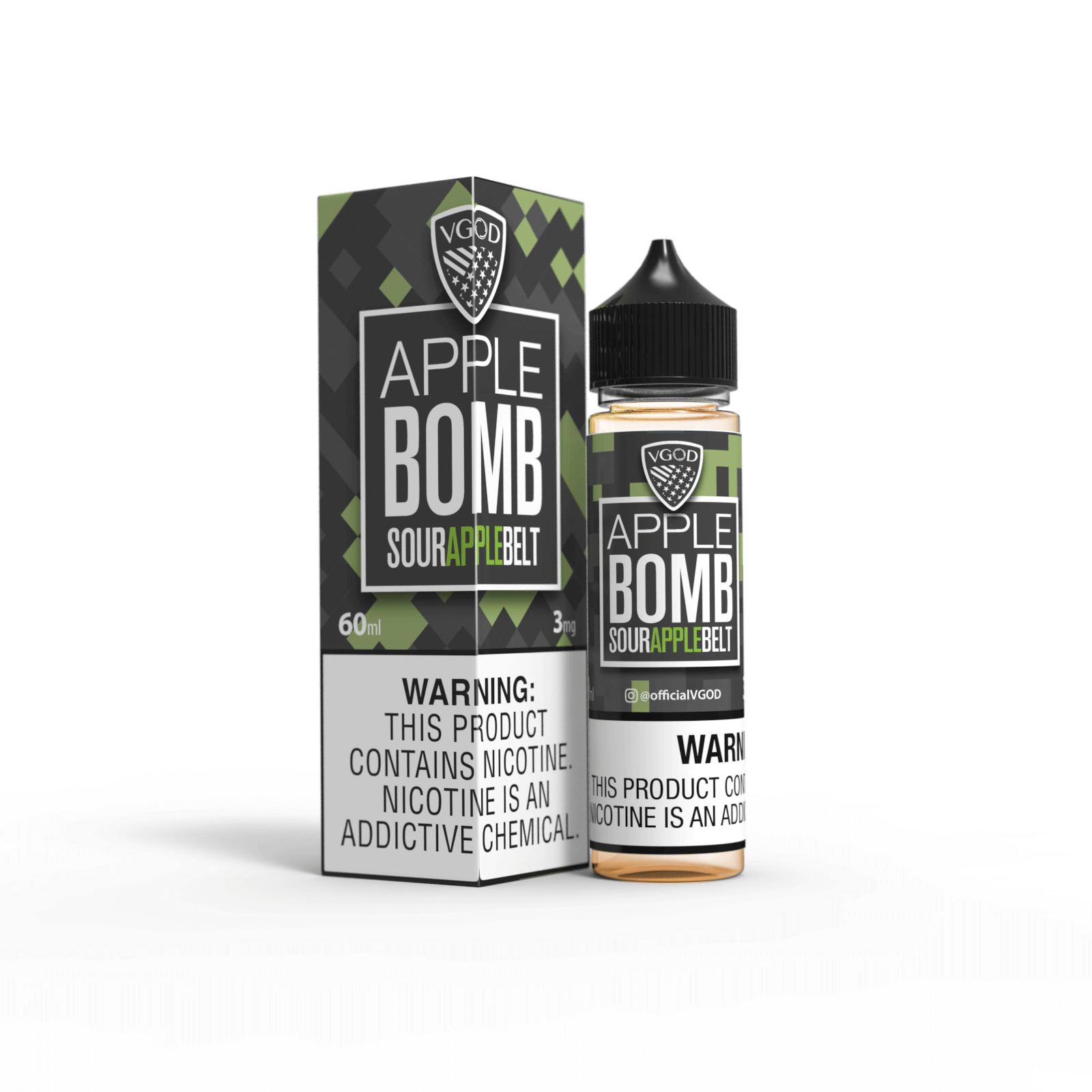 VGOD, Apple Bomb