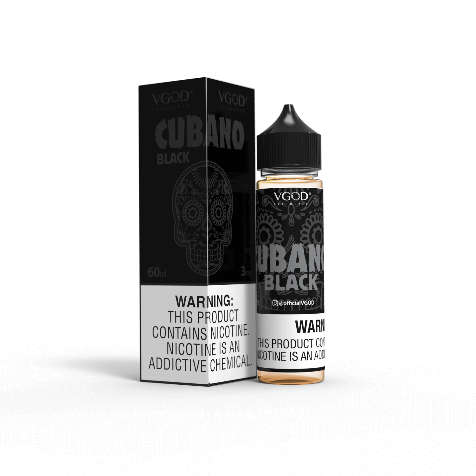 VGOD, Cubano Black