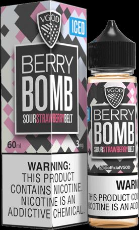 VGOD, Iced Berry Bomb