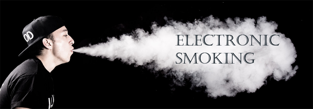 Electronic smoking