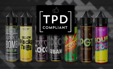 wholesale UK TPD eLiquid